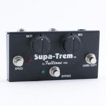 Fulltone Supa-Trem Tremolo Guitar Effects Pedal P-10485
