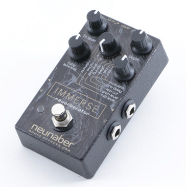 Neunaber Immerse Reverberator Guitar Effects Pedal P-10477