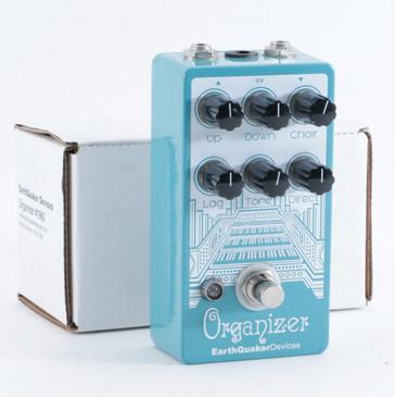 Earthquaker Devices Organizer Organ Simulator Guitar Effects Pedal P-10481