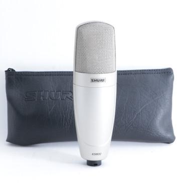 Shure KSM27 Condenser Cardioid Microphone MC-4244