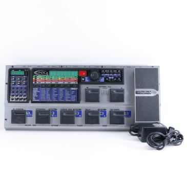 Digitech GNX4 Guitar Multi-Effects Pedal & PSA P-10513