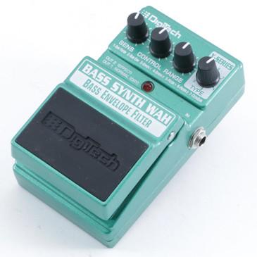 Digitech Bass Synth Wah  Guitar Effects Pedal P-10511