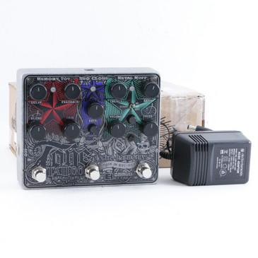 Electro-Harmonix Tone Tattoo Guitar Multi-Effects Pedal P-10506