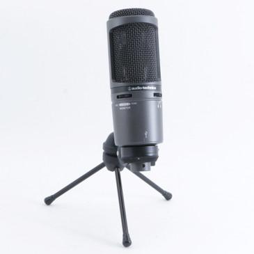 Audio Technica AT2020USB+ Condenser Cardioid Microphone MC-4249