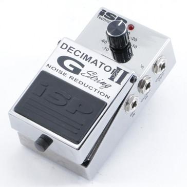 iSP Decimator II Noise Gate Guitar Effects Pedal P-10522