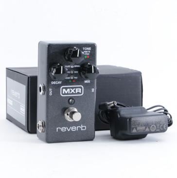 MXR Reverb M300 Guitar Effects Pedal & PSA P-10525