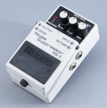 Boss NS-2 Noise Suppressor Guitar Effects Pedal P-10515