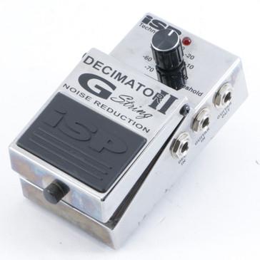 iSP Decimator II G String Noise Gate Guitar Effects Pedal P-10537