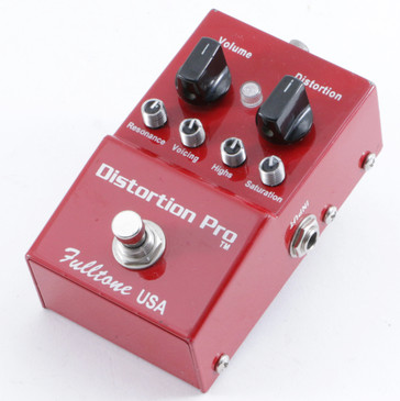 Fulltone Distortion Pro Guitar Effects Pedal P-10534