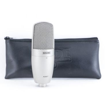 Shure KSM27 Condenser Cardioid Microphone MC-4258