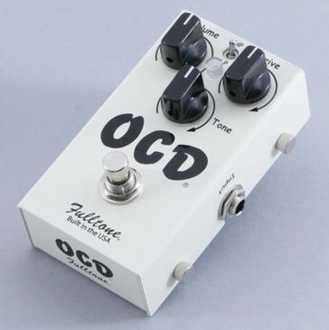 Fulltone OCD V2.0 Distortion Guitar Effects Pedal P-10547