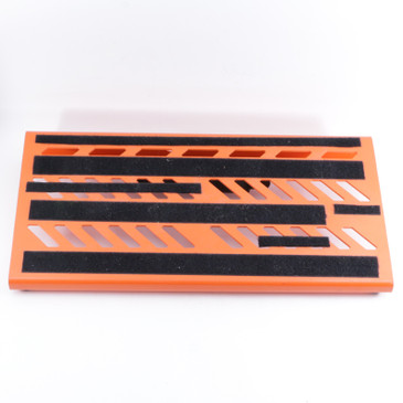 Gator Cases Large Pedalboard (Orange) OS-8953