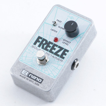 Electro-Harmonix Freeze Sound Retainer Guitar Effects Pedal P-10541