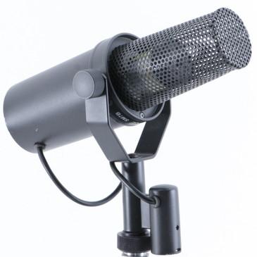 Shure SM7B Dynamic Cardioid Microphone MC-4269