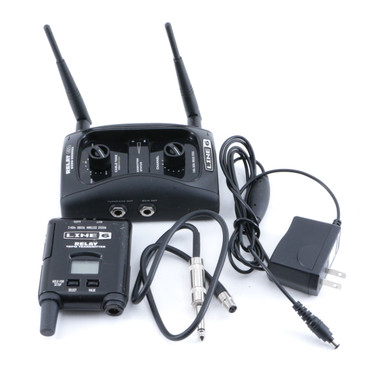 Line 6 Relay G50 Guitar Wireless System OS-8954