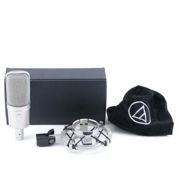 Audio Technica AT4047/SV Condenser Cardioid Microphone MC-4267