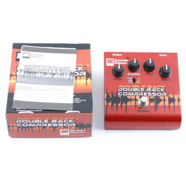 Seymour Duncan SFX-09 Double Back Compression  Guitar Effects Pedal P-10566