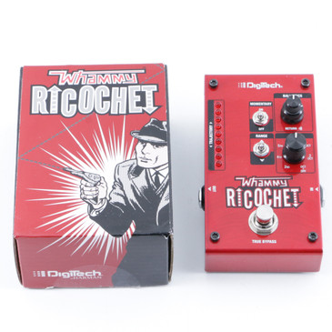 Digitech Whammy Ricochet Pitch Shifter Guitar Effects Pedal P-10557