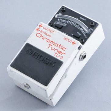 Boss TU-3 Chromatic Tuner Guitar Effects Pedal P-10683