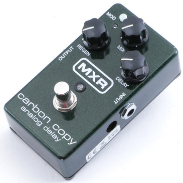 MXR M169 Carbon Copy Delay Guitar Effects Pedal P-10770