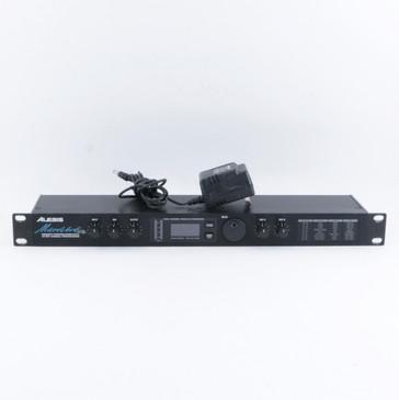 Alesis MicroVerb 4 Guitar Multi-Effects Rack Unit & PSA P-10814