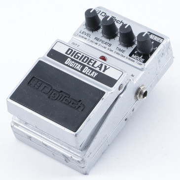Digitech DigiDelay Delay Guitar Effects Pedal P-10796