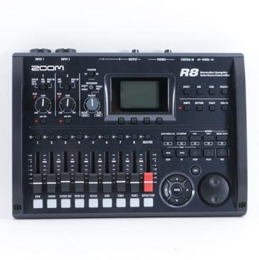 Zoom R8 Recorder: Sampler: Interface: Controller OS-9015