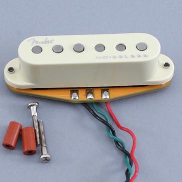 Fender N4 Noiseless Strat Single Coil Bridge Guitar Pickup PU-9937
