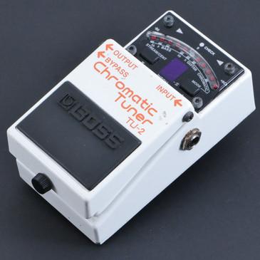 Boss TU-2 Chromatic Tuner Guitar Effects Pedal P-10888