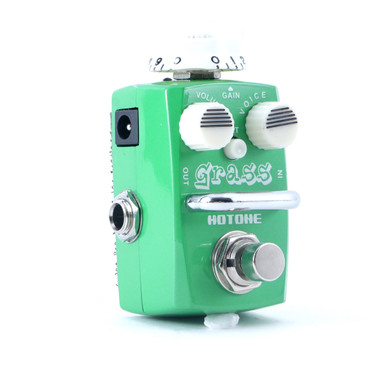 Hotone Grass Overdrive Guitar Effects Pedal P-11010
