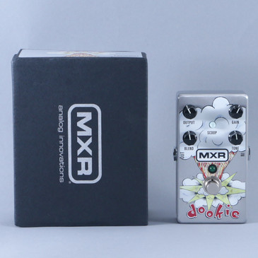 MXR DD25 Dookie Drive V2 Overdrive Guitar Effects Pedal P-11025