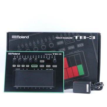 Roland TB-3 Touch Bassline Synthesizer OS-9245