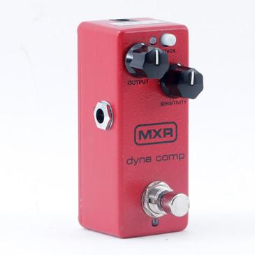 MXR M291 Dyna Comp Mini Compression Guitar Effects Pedal P-11054