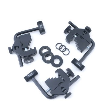 (3) Shure A56D Drum Mic Mount Set OS-9255