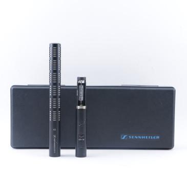 Sennheiser ME66/K6 Condenser Supercardioid Microphone MC-4471