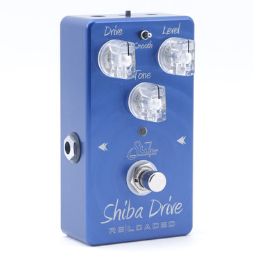 Suhr Shiba Drive Reloaded Overdrive Guitar Effects Pedal P-11176