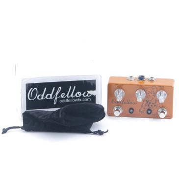 Oddfellow Caveman Overdrive Guitar Effects Pedal P-11251