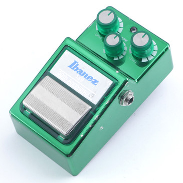 Ibanez TS9 30th Anniversary Tube Screamer Overdrive Guitar Effects Pedal P-11274