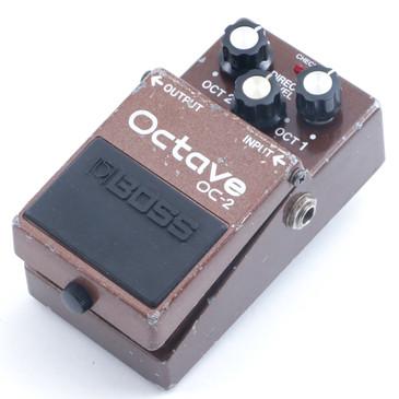 Boss Japan OC-2 Octave Guitar Effects Pedal P-11286