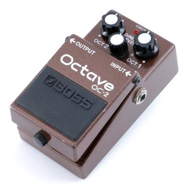 Boss OC-2 Octave Guitar Effects Pedal P-11293