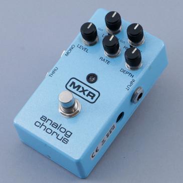 MXR M234 Analog Chorus Guitar Effects Pedal P-11403