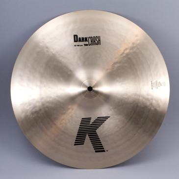 "Zildjian 16"" K Dark Thin Crash 970 g"