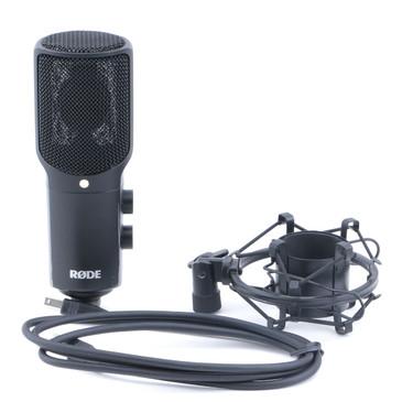Rode NT-USB Condenser Cardioid Microphone MC-4628