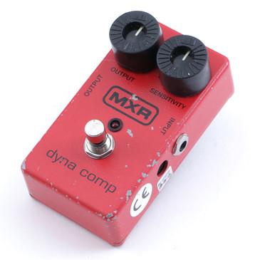 MXR M102 Dyna Comp Compression Guitar Effects Pedal P-11715