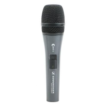 Sennheiser e845S Dynamic Supercardioid Microphone MC-4638