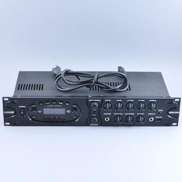 Line 6 Bass Pod XT Pro Bass Guitar Multi-Effects Processor & Power Supply P11741