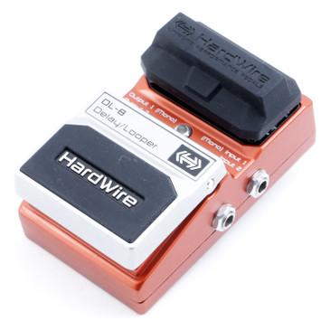 Digitech Hardwire DL-8 Delay / Looper Guitar Effects Pedal P-11755