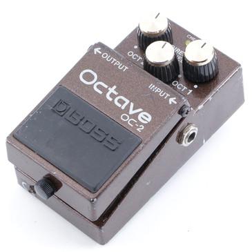 Boss OC-2 Octave Guitar Effects Pedal P-11767