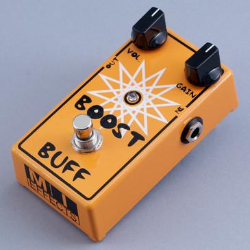 MI Effects Boost N Buff Guitar Effects Pedal P-11789