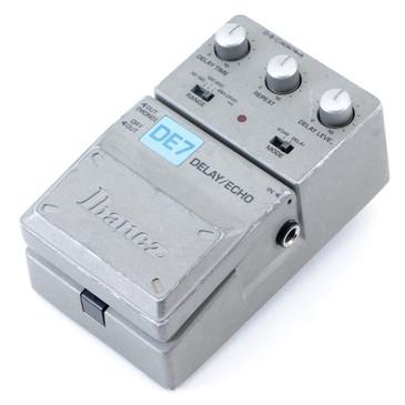 Ibanez DE7 Delay/Echo Guitar Effects Pedal P-11793